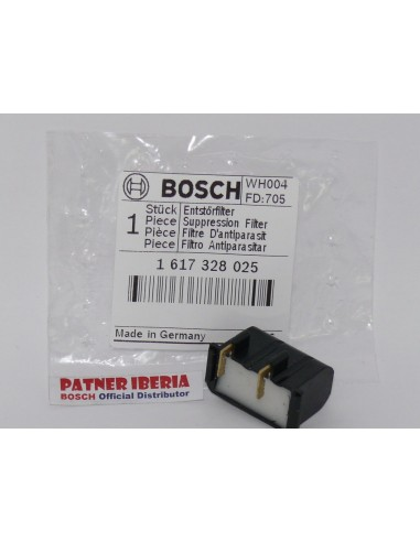 1617328025 Suppression Filter Capacitor BOSCH (locate Your Machine Bellow)