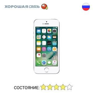 Телефон Apple iPhone SE 32Gb, уцененный, б/у, Хорошее состояние