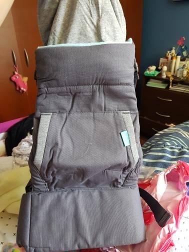 Baby Carrier Sling Portable Child Suspenders Backpack Thickening Shoulders 360 Ergonomic Hoodie Kangaroo Baby Carrier-in Backpacks & Carriers from Mother & Kids on AliExpress