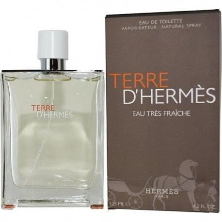 TERRE D HERMES EAU TRES FRAICHE POUR HOMME 125ML