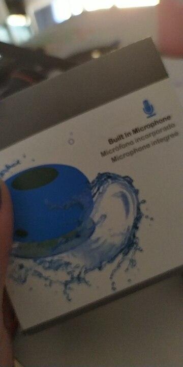 Huistech™ Mini Waterdichte Luidspreker photo review