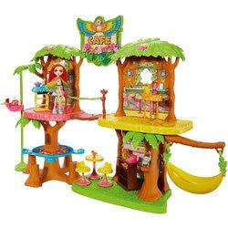 Набор игровой Enchantimals Пикки Какаду и джунгли-кафе