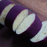 好吃的点心自己在家也能做,红薯泥曲奇的做法图解9