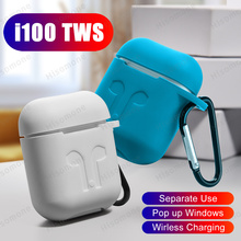 i100 TWS Original 1:1 Pop Up Bluetooth 5.0 Earphones For iP