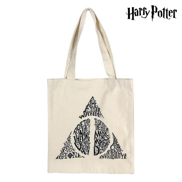 Multi-use Bag Harry Potter 72946 White Cotton