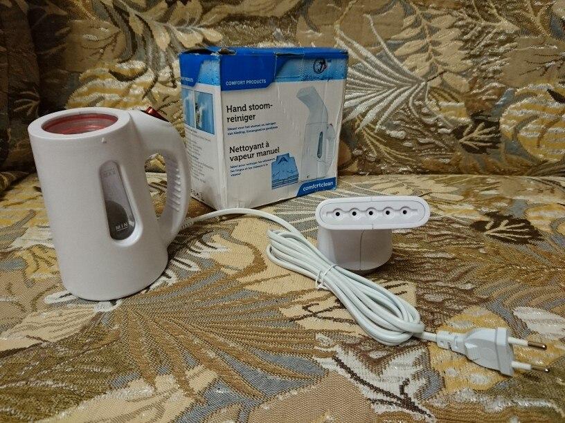 -- Escova Limpeza Handheld