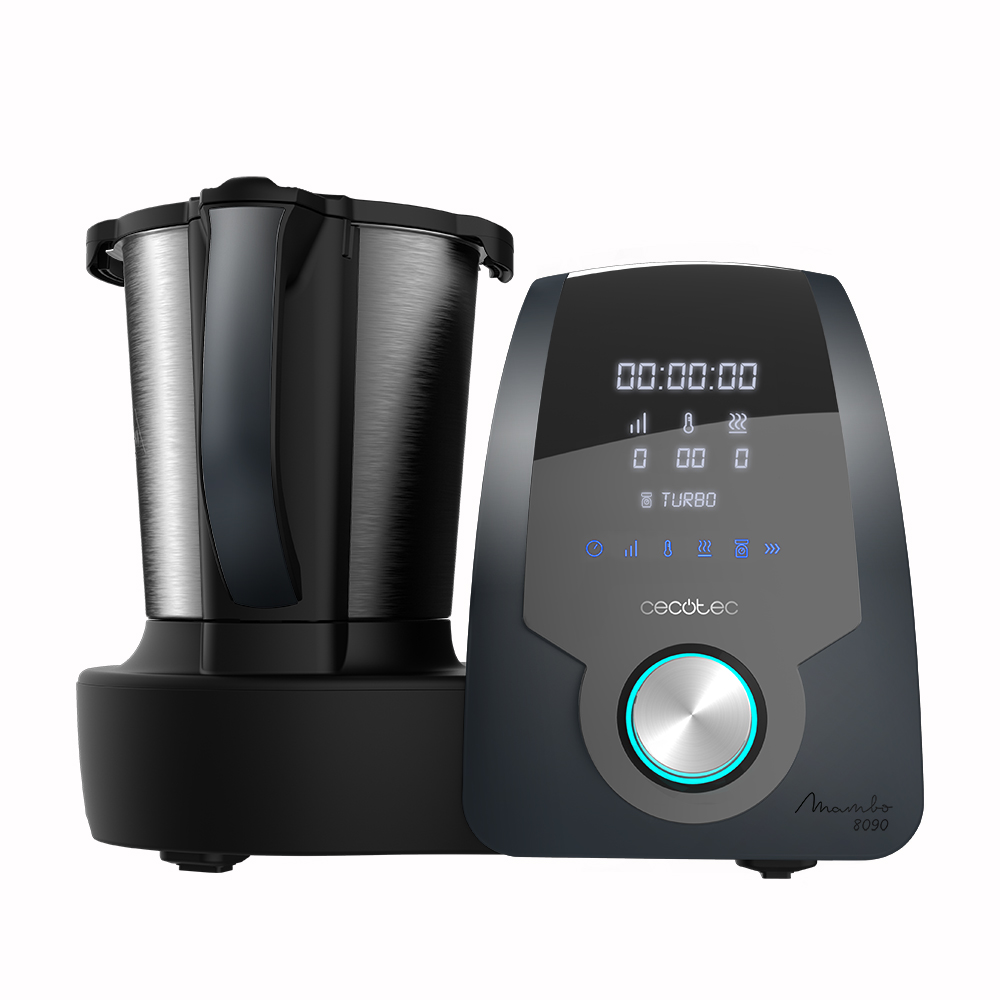 Cecotec Mambo Robot Automatic Kitchen For Home With 23 Functions Screen Digital Large Capacity 3,3 Liter 7090- 8090