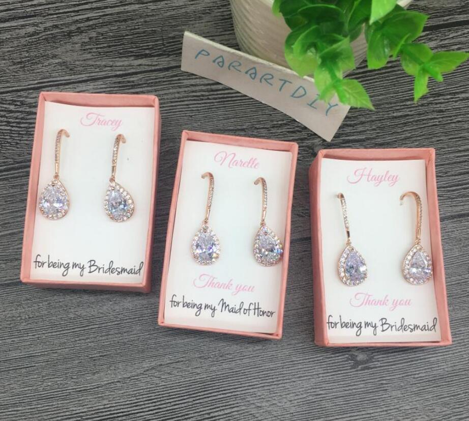 Personalised handbag hook hanger bridesmaid mum best wedding favour lot
