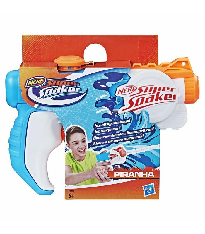 Nerf Gun Supersoaker Piranha Toy Store