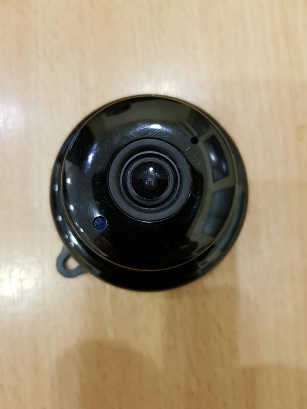 -- Noturna Monitor Câmera