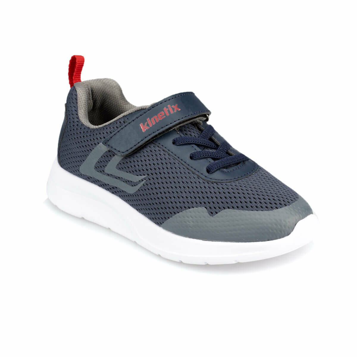FLO BLANG Navy Blue Male Child Hiking Shoes KINETIX