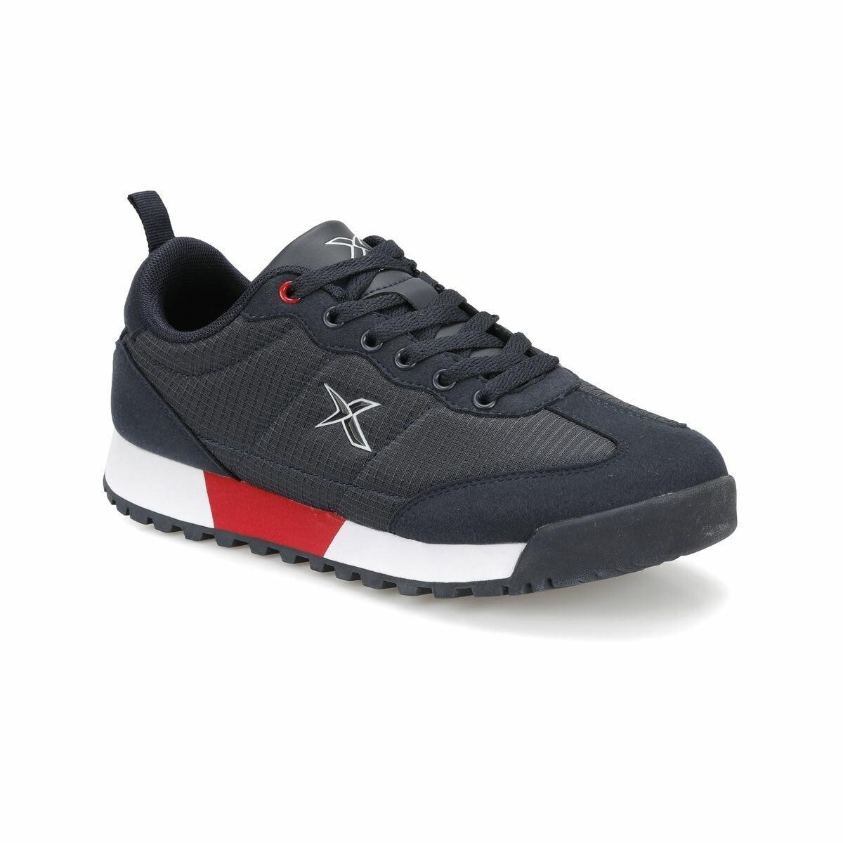 FLO RANK TX M Navy Blue Men 'S Sneaker Shoes KINETIX