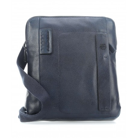 Piquadro - Organized Pocket Cross Body Bag With IPad®Air/Pro 9,7 Compartment - CA1358P15S