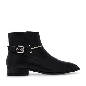 Via Dante Zipper Boots WOMEN BOOTS 432 K3480VD