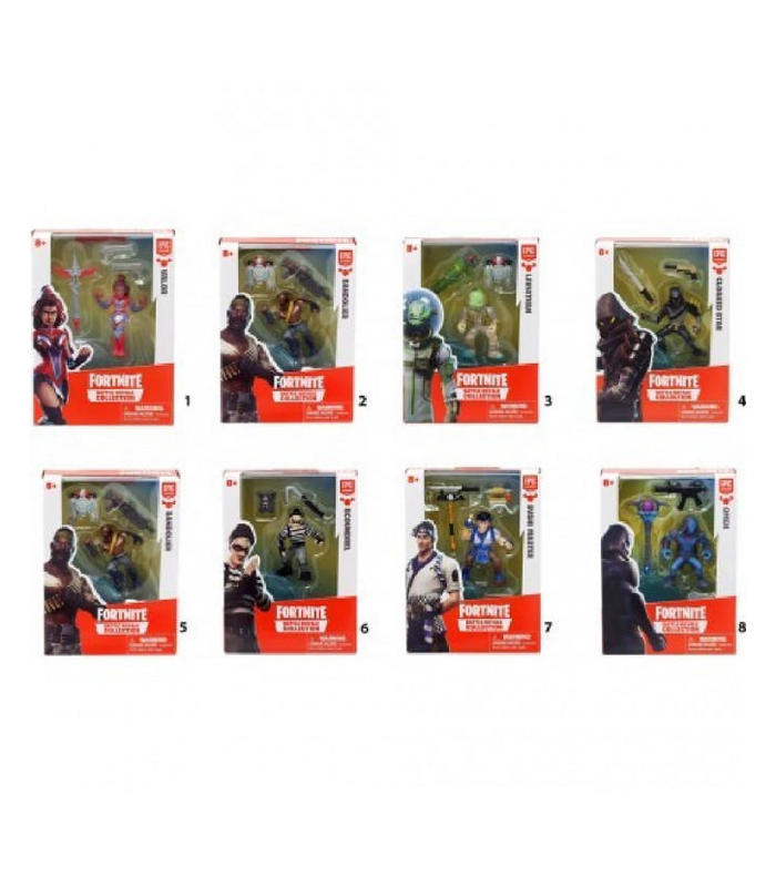 Fortnite Figures 7cm Std Toy Store