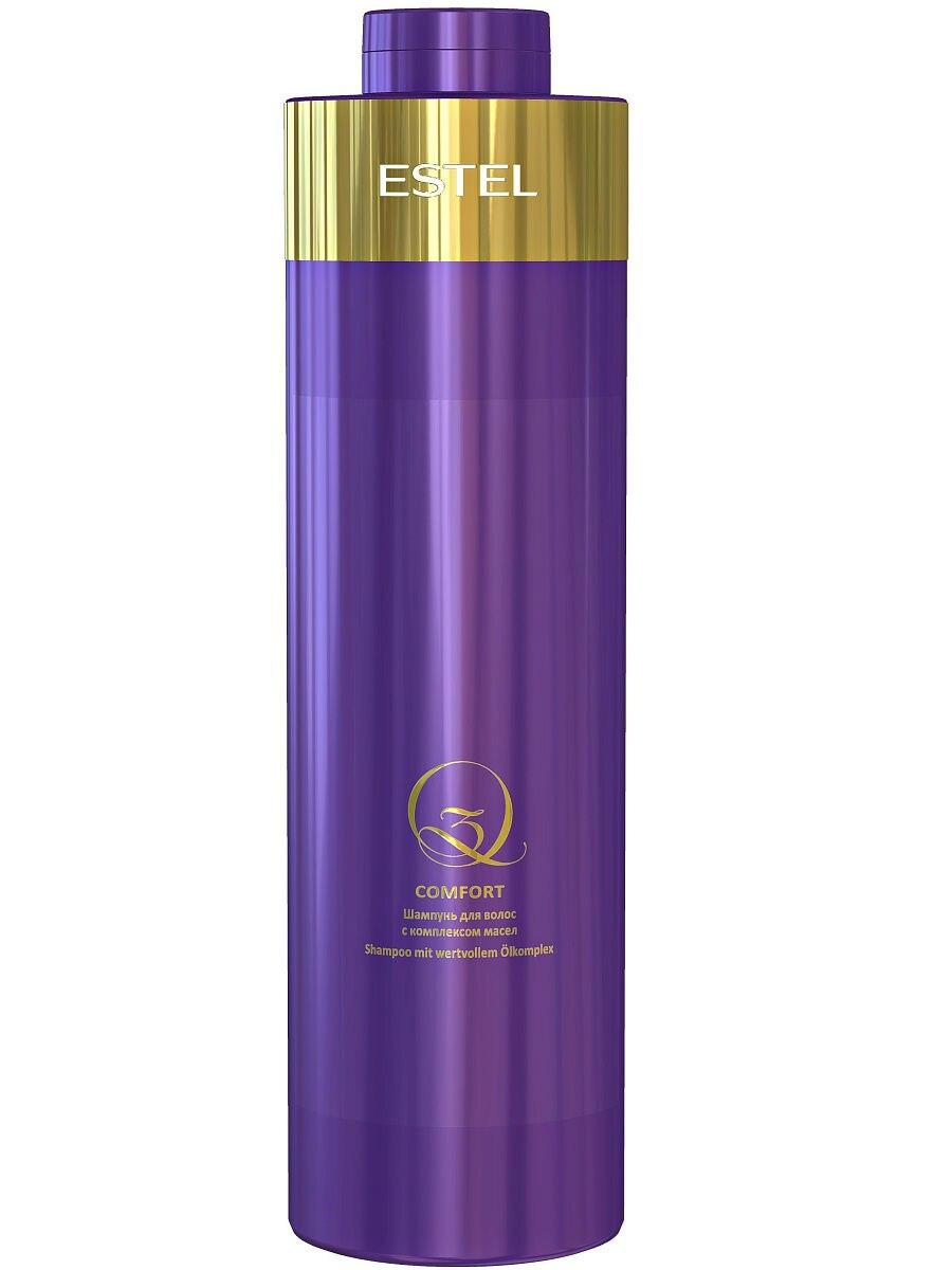 Шампунь для волос с комплексом масел Q3 (1000 мл)
