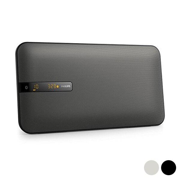 Mini Hifi Philips BTM2660/12 Bluetooth LED FM 20W