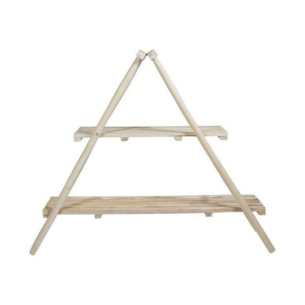 Shelves (50 X 10 X 155 Cm) Teak