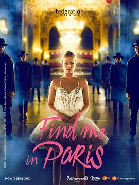 来巴黎找我第三季海报剧照
