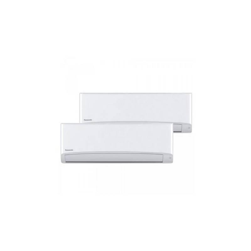 Air Conditioning Panasonic Corp. KIT2TZ2535TBE Split Inverter 2x1 TO ++ 4472 FG/H White
