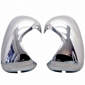 Cases Chrome rearview for Nissan Primastar