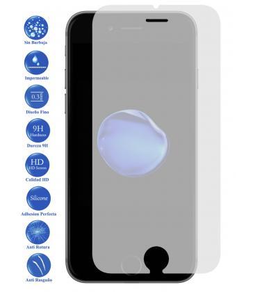 Protector De Pantalla Cristal Templado Vidrio Premium Para Apple Iphone 7 De 4.7