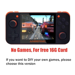 New Opendingux Retro RG350 Video Game 3.5 Inch IPS Screen Handheld Game Console 64Bit RG 350 Game Player for PS1/GBA Games