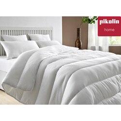 Pikolin casa de enchimento nórdico anti ácaro na cor branco quilts fibra nórdica para a coleção outono e inverno coway 400gr/sqm