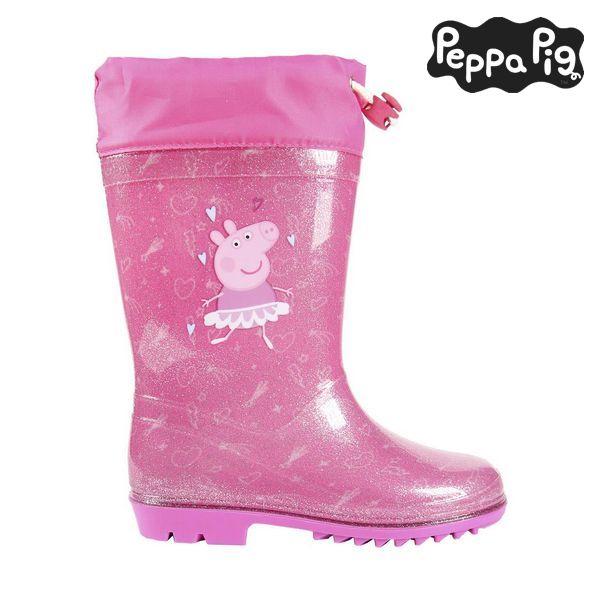Children's Water Boots Peppa Pig Pink