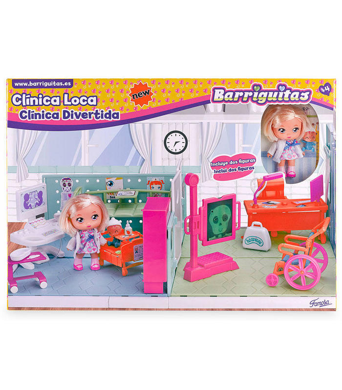 Tummy Health Center C/figure Doctor Toy Store