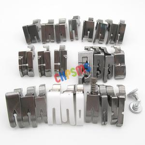 Image 2 - 25PCS PRESSER FEET SET FIT FOR JUKI BROTHER SINGER CONSEW HIGH SHANK SEWING MACHINE #KP PF25