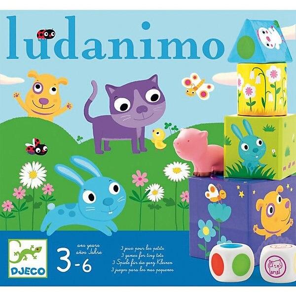 Le jeu «Ludanka», DJECO