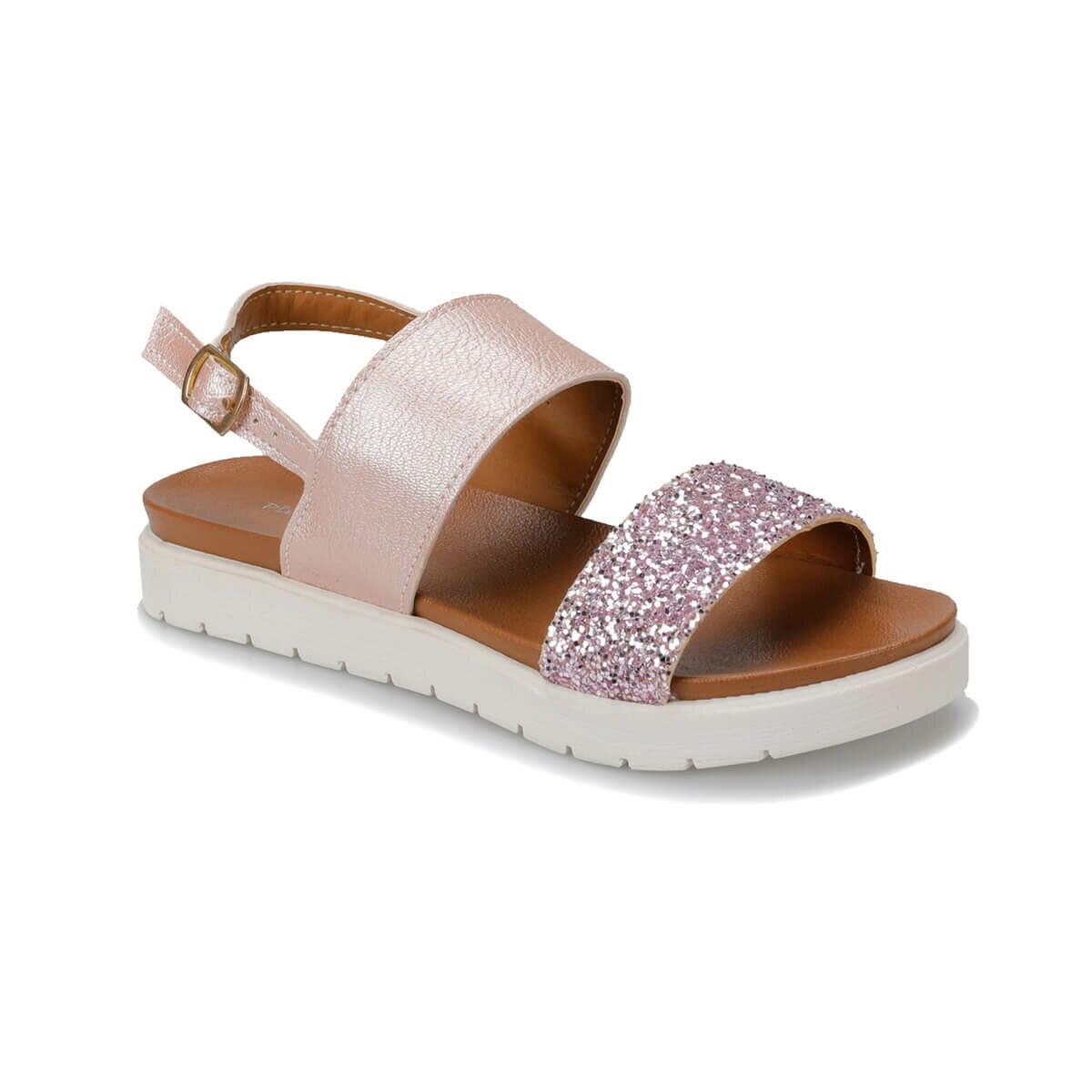FLO 91. TITI-2. F Pink Female Child Sandals PINKSTEP