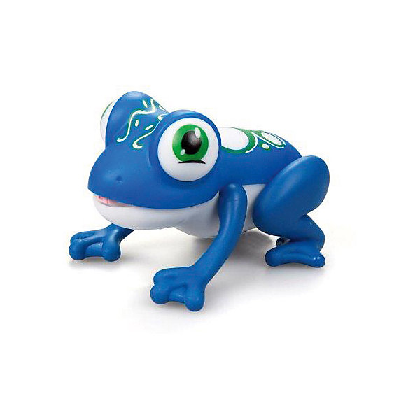 Frog Be Stupid, Silverlit, Blue