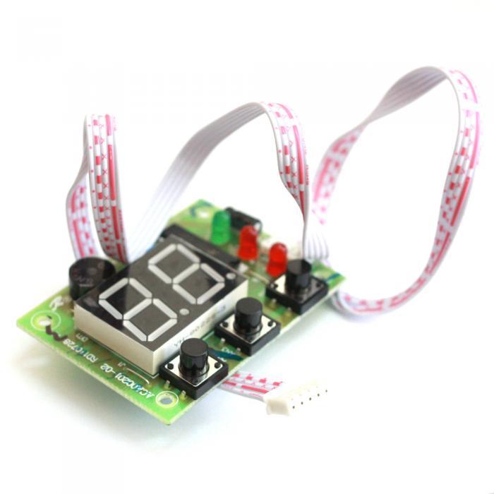 Панель управления FD с дисплеем Термекс 66068|Запчасти для электроводонагревателей|   - AliExpress
