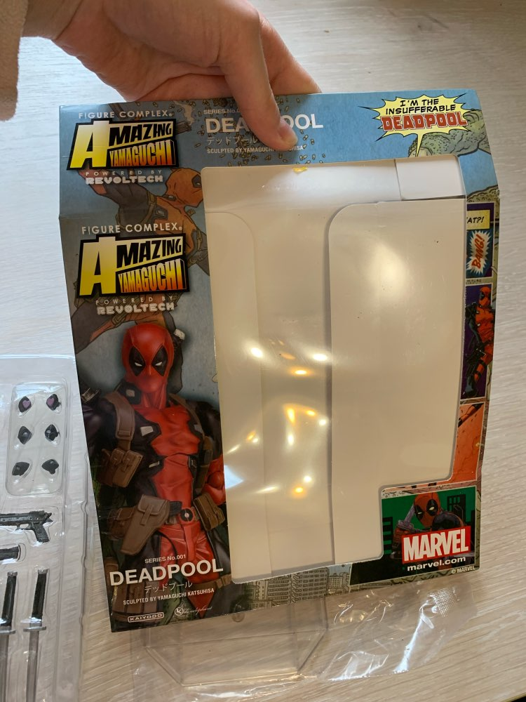 Action MARVEL - Deadpool