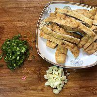 包菜豆腐炖粉条的做法图解3
