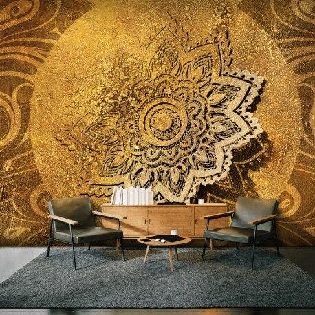 Photo Wallpaper XXL-Golden Illumination II