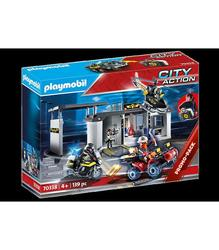 Playmobil 70338 Commissioner Special Forces Suitcase Toy Store