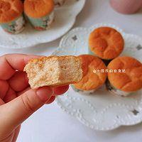"""香芋纸杯蛋糕 新手友好零失败#美食说出""""新年好""""#的做法图解15"""