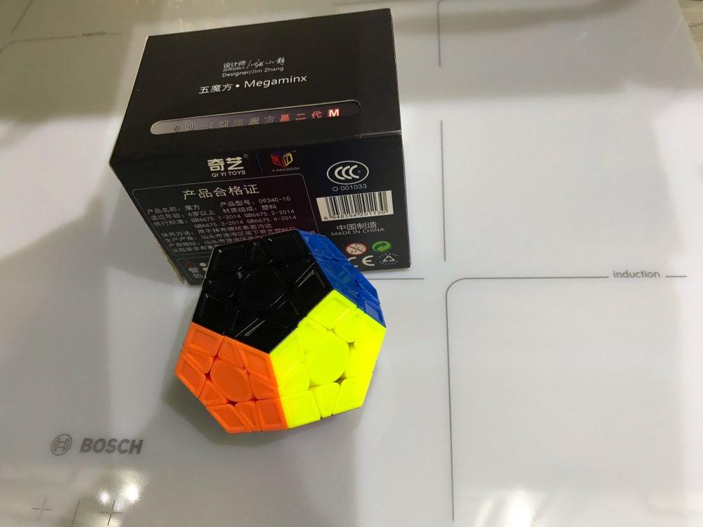 -- Magnético Megaminxeds Mágicos
