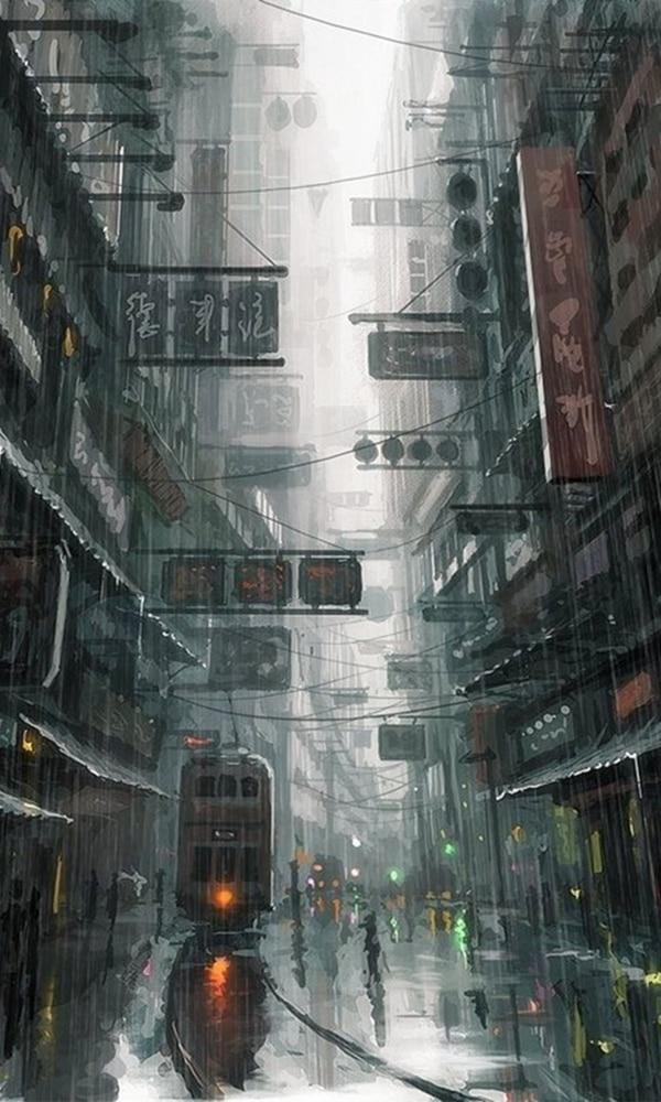 《香港》封面图片