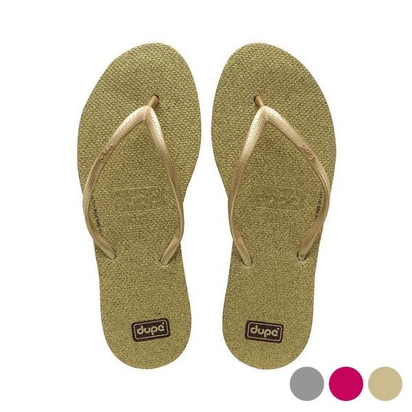 Women's Flip Flops Dupé Shine