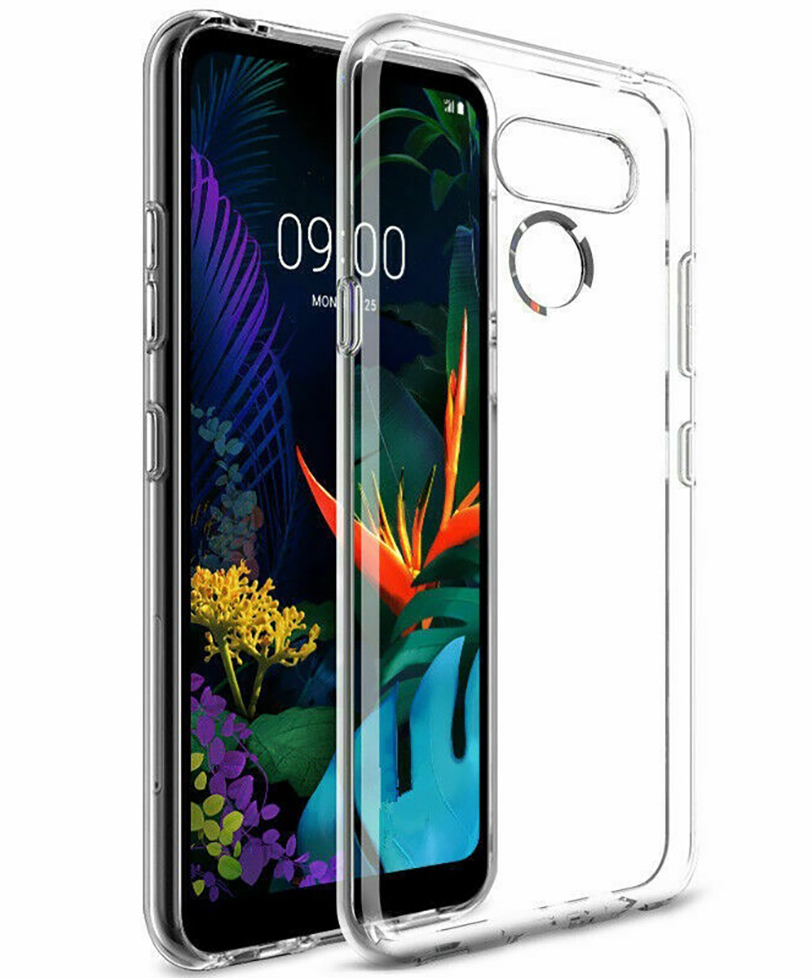 Stand Case For LG K40S Case Clear Gel 100%