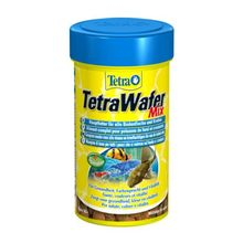 Корм для рыб TETRA Wafer Mix корм-чипсы для всех донных рыб 100мл
