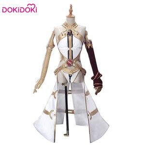 Image 2 - PreSale DokiDoki Fate Cosplay Game Fate/Grand Order Ishtar Cosplay Costume Women Halloween Costume