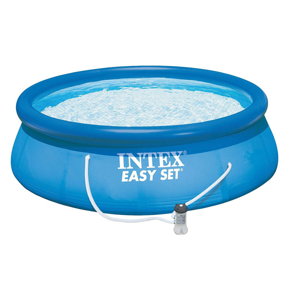 Intex Swimming Pool Inflatable Easy Set 366x76 Cm 5621л, Pump With Filter 2006л/H 28132
