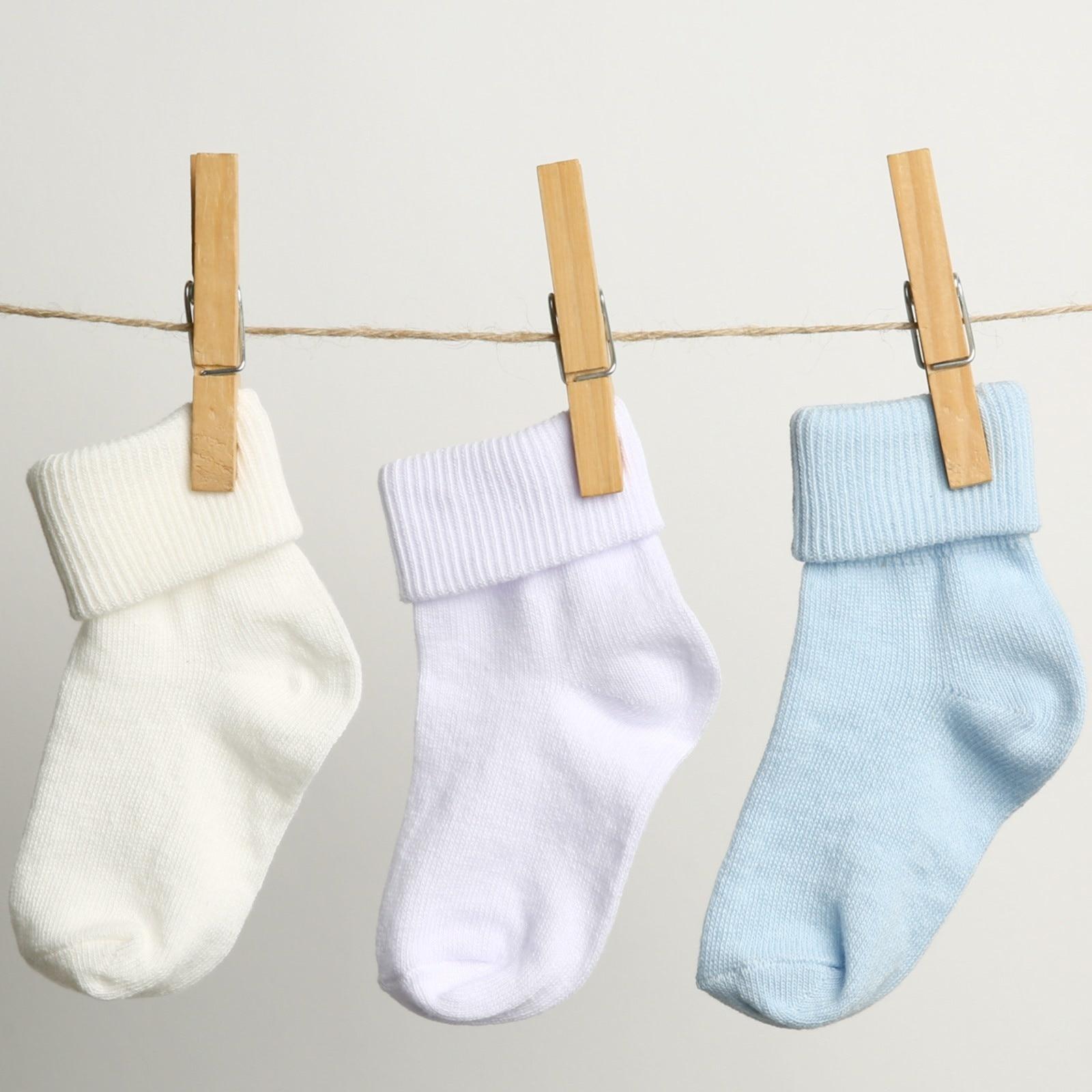 Ebebek HelloBaby Baby Socks 3 Pack - Blue