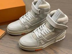 Nuova Collezione Di scarpe Di Lusso, Lv, Allenatore della Scarpa Da Tennis