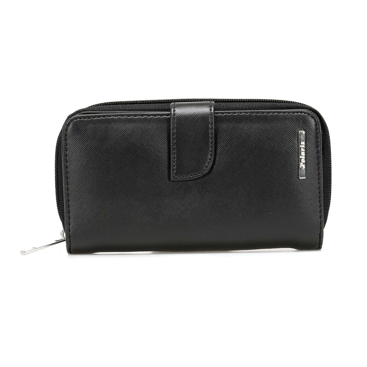 FLO 91.968. 002.D Black Women 'S Wallet Polaris